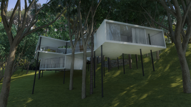 Imagem (Casa 3.2 - Jardins de Petropolis)